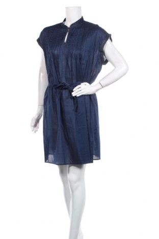 Φόρεμα Nitya, Μέγεθος L, Χρώμα Μπλέ, 100% βαμβάκι, Τιμή 8,77€