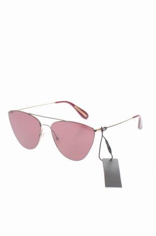 Слънчеви очила BCBG Max Azria, Цвят Златист, Цена 75,60лв.