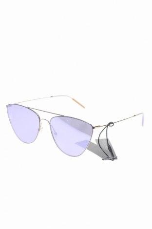 Ochelari de soare BCBG Max Azria, Culoare Gri, Preț 201,45 Lei