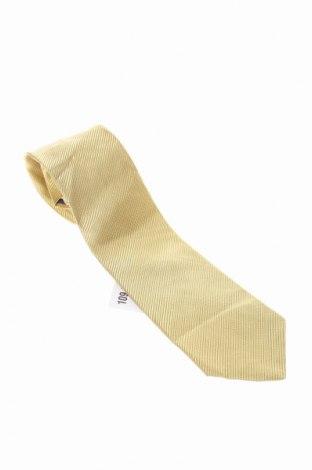 krawat Michael Kors, Kolor Beżowy, 100% jedwab, Cena 31,20zł