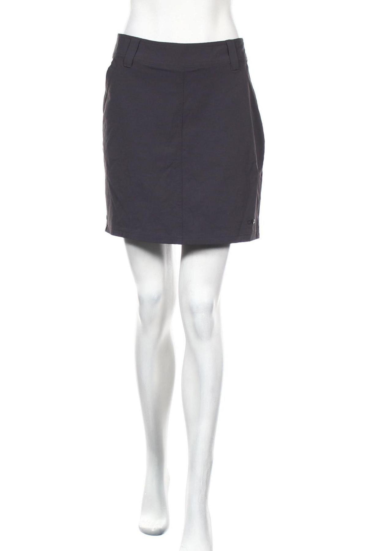 Пола - панталон CMP, Размер L, Цвят Сив, 90% полиамид, 10% еластан, Цена 40,50лв.