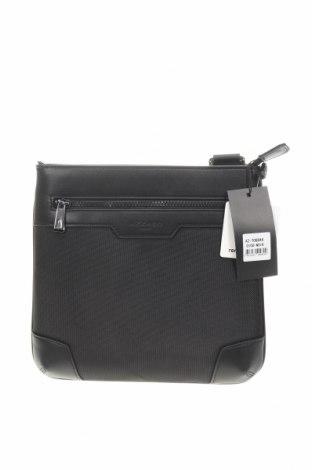 Geantă Azzaro, Culoare Negru, Textil, piele ecologică, Preț 398,75 Lei
