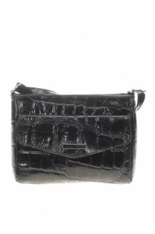 Чанта Firenze Artegiani, Цвят Черен, Естествена кожа, Цена 239,25лв.