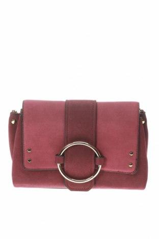 Τσάντα Naf Naf, Χρώμα Κόκκινο, Κλωστοϋφαντουργικά προϊόντα, Τιμή 25,23€