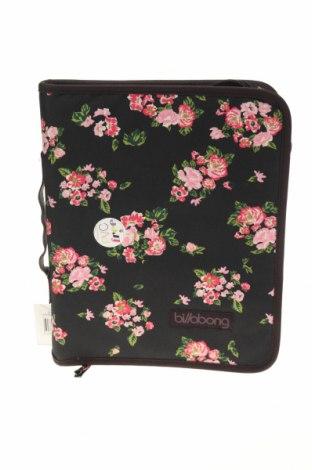 Чанта за документи Billabong, Цвят Черен, Текстил, Цена 27,30лв.