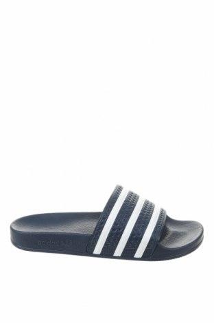 Чехли Adidas, Размер 42, Цвят Син, Еко кожа, Цена 39,00лв.
