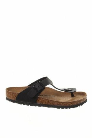 Pantofle Birkenstock, Velikost 41, Barva Černá, Eko kůže, Cena  1001,00Kč