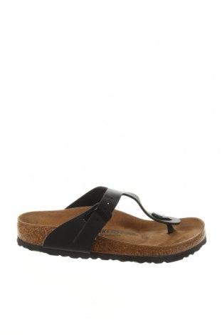Pantofle Birkenstock, Velikost 37, Barva Černá, Eko kůže, Cena  1001,00Kč