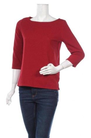 Bluzka damska Etam, Rozmiar S, Kolor Czerwony, 94% poliester, 6% elastyna, Cena 63,60zł