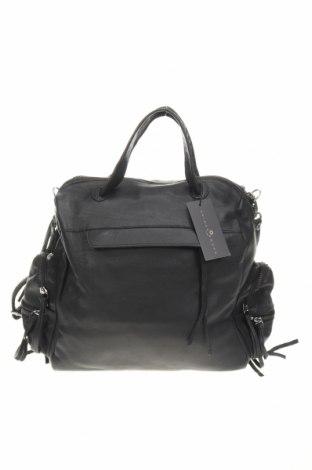 Damska torebka Aridza Bross, Kolor Czarny, Skóra naturalna, Cena 535,05zł