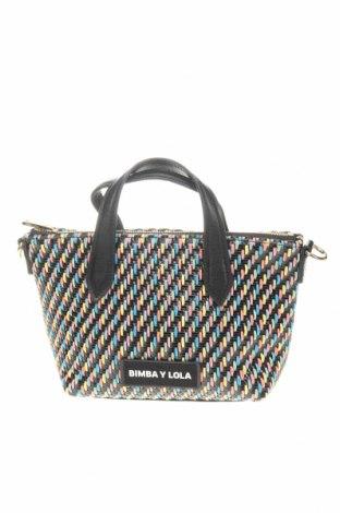 Geantă de femei Bimba Y Lola, Culoare Multicolor, Piele ecologică, textil, Preț 311,18 Lei