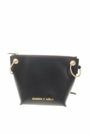 Geantă de femei Bimba Y Lola, Culoare Negru, Piele ecologică, Preț 211,25 Lei