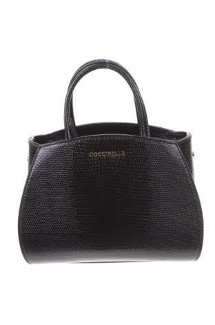 Dámská kabelka  Coccinelle, Barva Černá, Pravá kůže, Cena  3252,00Kč