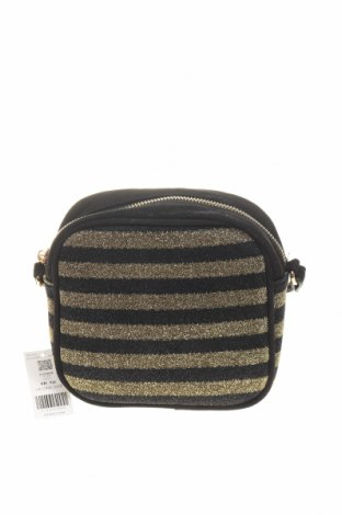 Geantă de femei Etam, Culoare Negru, Textil, Preț 60,79 Lei