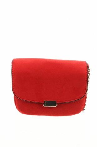 Γυναικεία τσάντα H&M, Χρώμα Κόκκινο, Κλωστοϋφαντουργικά προϊόντα, Τιμή 9,65€