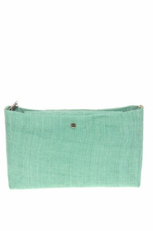 Geantă de femei Intropia, Culoare Verde, Alte materiale, Preț 186,25 Lei