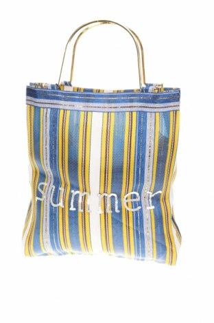 Γυναικεία τσάντα Kookai, Χρώμα Πολύχρωμο, Κλωστοϋφαντουργικά προϊόντα, μέταλλο, Τιμή 22,40€