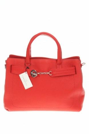 Dámská kabelka  Lamarthe, Barva Červená, Pravá kůže, Cena  3744,00Kč