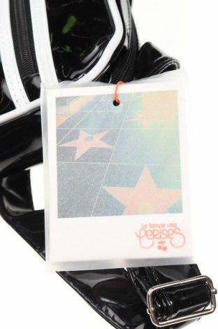 Дамска чанта Le Temps Des Cerises, Цвят Черен, Полиамид, Цена 26,55лв.