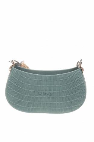 Дамска чанта O bag, Цвят Зелен, Полиуретан, Цена 96,75лв.