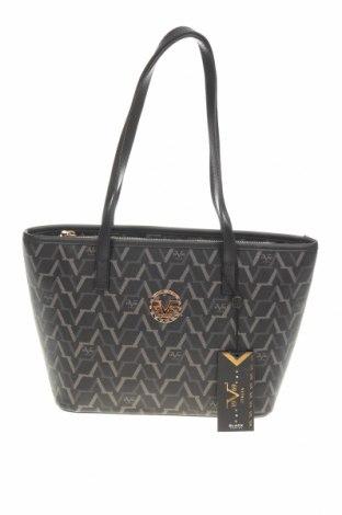 Дамска чанта Versace 19.69 abbigliamento sportivo, Цвят Черен, Еко кожа, Цена 142,45лв.