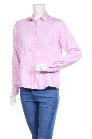 Γυναικείο πουκάμισο Fenn Wright Manson, Μέγεθος L, Χρώμα Ρόζ , Βαμβάκι, Τιμή 10,83€