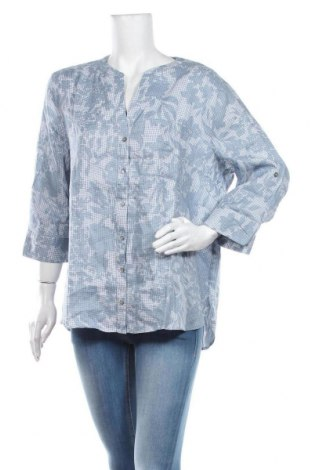 Dámská košile  S.Oliver, Velikost XL, Barva Modrá, 100% len, Cena  774,00Kč