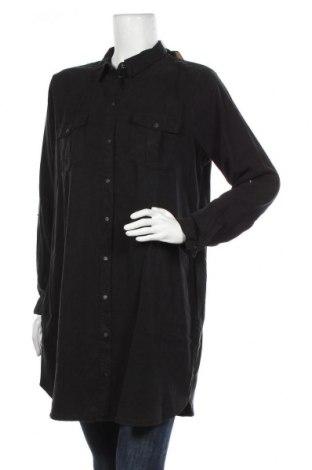 Cămașă de femei Vero Moda, Mărime XL, Culoare Negru, Lyocell, Preț 170,23 Lei