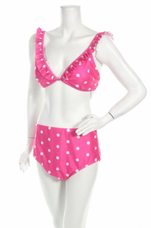 Дамски бански Chelsea Peers, Размер XL, Цвят Розов, 84% полиестер, 16% еластан, Цена 26,22лв.
