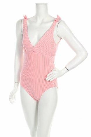 Γυναικείο μαγιό Ralph Lauren, Μέγεθος S, Χρώμα Λευκό, 56% πολυεστέρας, 40% πολυαμίδη, 4% ελαστάνη, Τιμή 45,08€