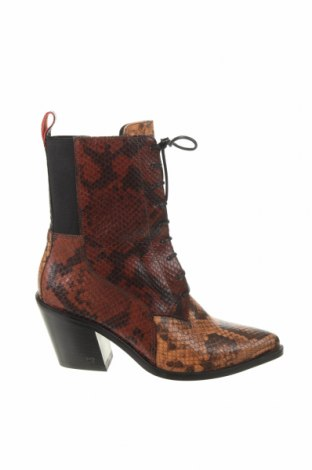 Dámské boty  Maison Scotch, Velikost 38, Barva Hnědá, Pravá kůže, Cena  1579,00Kč