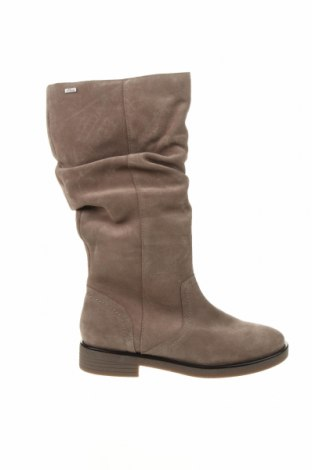Dámské boty  S.Oliver, Velikost 37, Barva Béžová, Přírodní velur , Cena  1328,00Kč