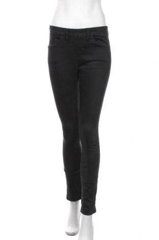 Дамски дънки Acne, Размер S, Цвят Черен, 93% памук, 6% полиестер, 1% еластан, Цена 121,38лв.