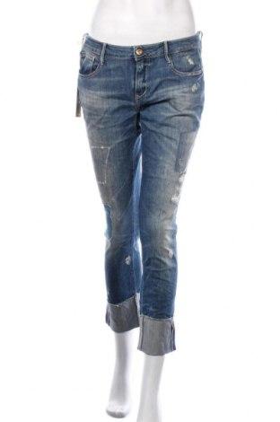 Dámské džíny  Le Temps Des Cerises, Velikost XL, Barva Modrá, 89% bavlna, 11% elastan, Cena  1187,00Kč
