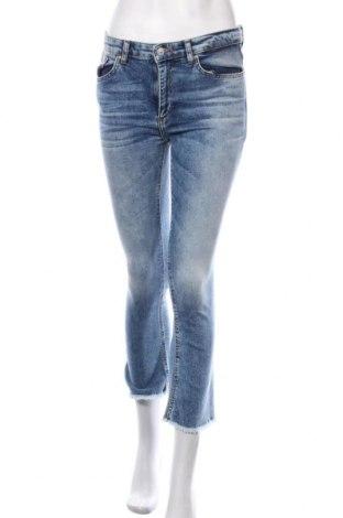 Dámské džíny  Ltb, Velikost S, Barva Modrá, 99% bavlna, 1% elastan, Cena  890,00Kč