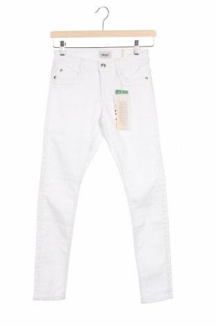Dámské džíny  ONLY, Velikost XS, Barva Bílá, 65% bavlna, 33% polyester, 2% elastan, Cena  440,00Kč