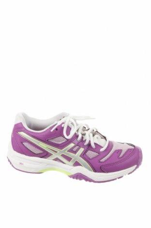 Дамски обувки ASICS, Размер 36, Цвят Лилав, Текстил, Цена 89,70лв.