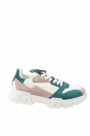 Γυναικεία παπούτσια Bianco, Μέγεθος 39, Χρώμα Πολύχρωμο, Κλωστοϋφαντουργικά προϊόντα, φυσικό σουέτ, Τιμή 28,59€