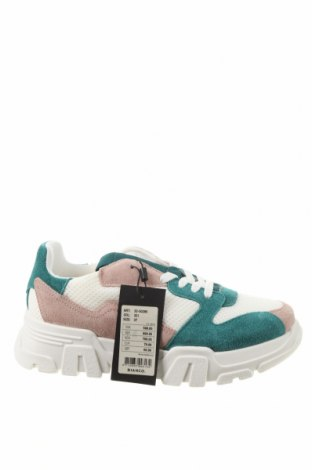 Дамски обувки Bianco, Размер 37, Цвят Многоцветен, Текстил, естествен велур, Цена 70,95лв.