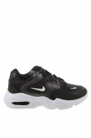 Дамски обувки Nike, Размер 36, Цвят Черен, Текстил, еко кожа, Цена 141,75лв.