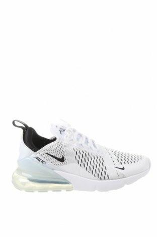 Дамски обувки Nike, Размер 39, Цвят Бял, Текстил, полиуретан, Цена 134,25лв.