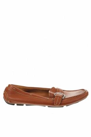 Дамски обувки Prada, Размер 38, Цвят Кафяв, Естествена кожа, Цена 195,30лв.