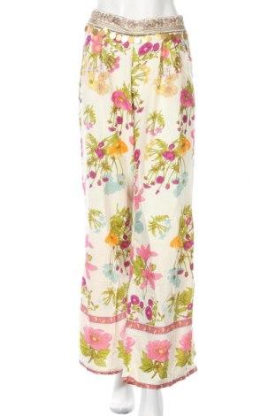 Дамски панталон Anany, Размер S, Цвят Многоцветен, Вискоза, Цена 41,40лв.