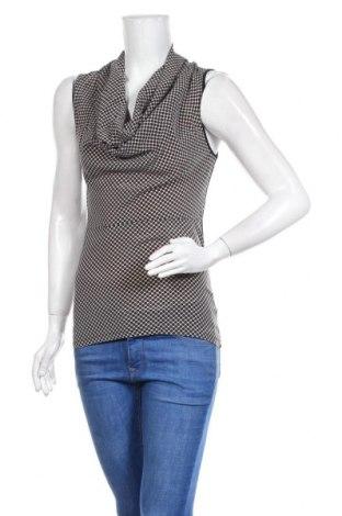 Tricou de damă Guess By Marciano, Mărime S, Culoare Negru, Mătase, viscoză, elastan, Preț 96,22 Lei