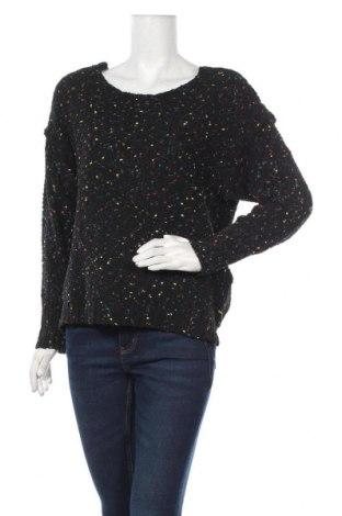 Dámský svetr, Velikost L, Barva Černá, 55% bavlna, 45%acryl, Cena  167,00Kč