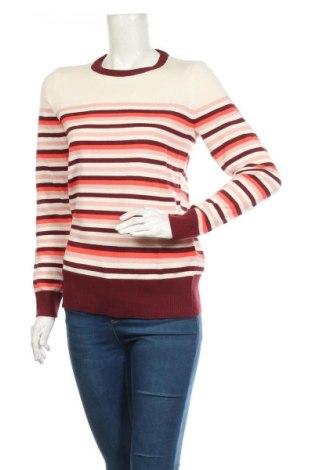 Дамски пуловер Ajc, Размер S, Цвят Многоцветен, 50% полиакрил, 50% памук, Цена 26,55лв.