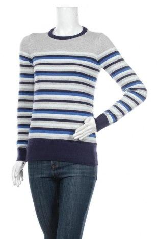 Дамски пуловер Ajc, Размер XXS, Цвят Син, 80% памук, 20% полиакрил, Цена 26,55лв.
