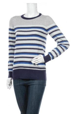 Дамски пуловер Ajc, Размер S, Цвят Син, 80% памук, 20% полиакрил, Цена 25,20лв.