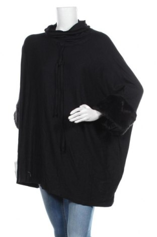 Дамски пуловер Almatrichi, Размер M, Цвят Черен, 50% вискоза, 50% полиамид, Цена 62,55лв.