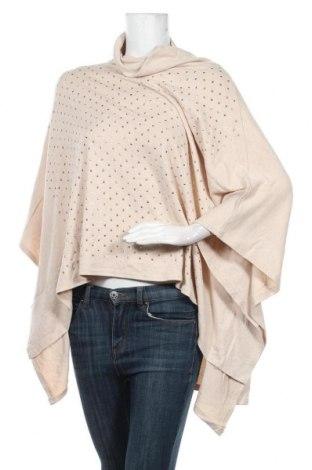 Дамски пуловер Almatrichi, Размер M, Цвят Бежов, 50% вискоза, 50% полиамид, Цена 71,55лв.